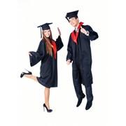 Прокат мантии выпускника, магистра, бакалавра фото