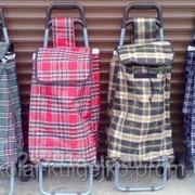Хозяйственные тележки с сумками фото
