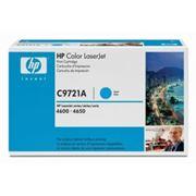 Лазерный картридж HP-C9721A синий фото
