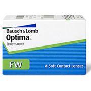 Optima FW Bausch&Lomb. Гидрогелевые контактные линзы фото