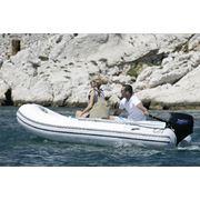 Лодка Zodiac Cadet Fastroller фото