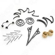 Заколки для волос в наборе Bradex «Сто Причесок» фото