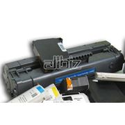 Картриджи для лазерных принтеров HP Canon Samsung Epson фото