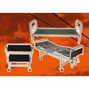 Металлические кровати и медицинская мебель фото