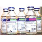 Глюкоза 5% раствор для инфузий 100 мл 250мл и 500 мл фото