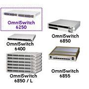 Управляемые и маршрутизируемые Коммутаторы Alcatel-Lucent OmnSwitch фото