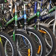 Велосипеды в ассортименте фото