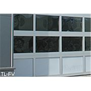 Панорамные промышленные ворота - TL-FV фото