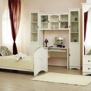 Набор мебели Прованс цвет ЛДСП Белое фото