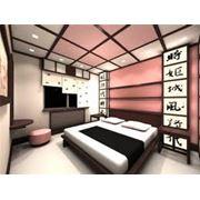 Стройматериалы для комнаты в японском стиле фото