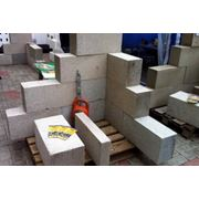 Блоки стеновые из пенополистиролбетона фото