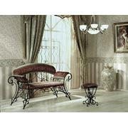 Мебель кованная фото