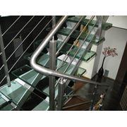 Перила для лестниц фото