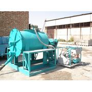 Стационарный комплекс оборудования по производству пенобетона. фото