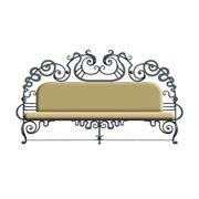 Мебель кованая фото