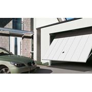 Подъемно-поворотные гаражные ворота Berry фото