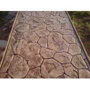 Декоративный бетон фото