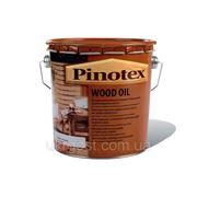 PINOTEX WOOD OIL Деревозащитное масло 3л фото