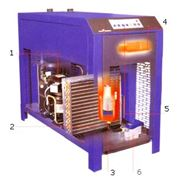 Осушитель сжатого воздуха HHDP 600 фото