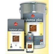 ХИЛОТОКС ПЛЮС — инсектицидный и защитный препарат для древесины, 15л фото