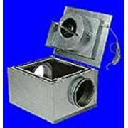 Вентиляторы канальные серии KVKF фото