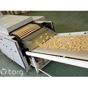 Линия Для Производства Затяжного (Галетного) Печенья И Крекера А2-Шзл-М-01 фото