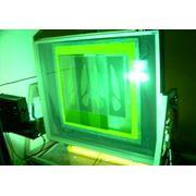 Основы для трафаретных печатных форм фото