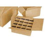 Тара из картона сложной высечки фото