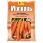 Удобрение минеральное сухое Фаско тукосмесь Морковь 1 кг фото