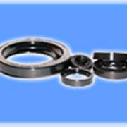 Манжеты армированные резиновые для валов с пружиной по ГОСТ 8752-79 фото