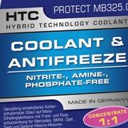Концентрированный антифриз HTC Concentrate MB 325.0, 5 л фото