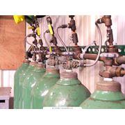 Баллоны для сжатых газов фото
