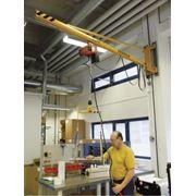 Консольный кран с креплением к стене Prosystem фото