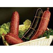 Оболочки колбасные фиброузные шитые фото