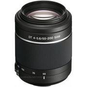 Объектив Sony DT 55-200mm f/4-5.6 SAM (SAL-55200-2) фото