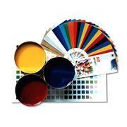 Краски полиграфические для глубокой печати фото