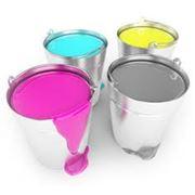 Флексографические краски водорастворимые фото
