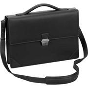 Кожаный портфель мужской Dunhill фото