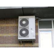 Вентиляционный прибор с рекуперацией тепла фото