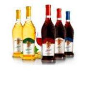 Этикетка для высококачественных вин и крепких алкогольных напитков фото