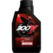Масло для мототехники Motul Модель 5W30 4T FL 300V 1L фото