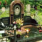 Изготовление надгробий в Украине фото