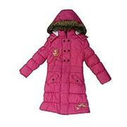 Пуховое Пальто Винкс. Размер 110-116 см фото