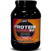 Протеин PROTEIN 92 1400 г деформирована банка QNT фото