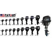 Подвесные лодочные моторы PARSUN фото