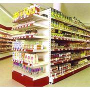 Стеллаж для магазинов и складов Tegometall фото