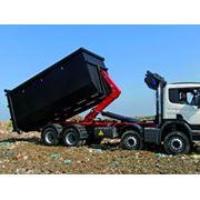 Мультилифт XR 26S для 4-х осных грузовиков фото