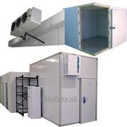 Установка холодильных камер фото