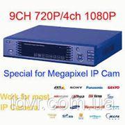 Atis - NVR 6009 - 9-канальный IP видеорегистратор фото