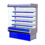 Витрина холодильная открытая «AZN» (горка) фото